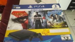 PlayStation 4 Slim 500GB com FIFA 18 -