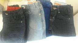 Calca Jeans menino