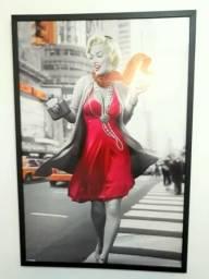 Quadro poster Marilyn Monroe