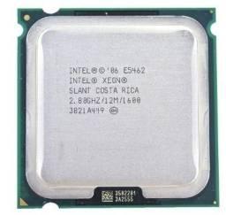 Intel E5462 Xeon 2.80ghz, para socket 775 (equivale ao Core2Quad Q9550)