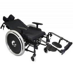 Cadeira de rodas Ortobrás para tetraplégicos