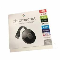 Google Chromecast 2 - Produto novinho lacrado