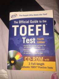 Livro The Official Guide to the TOEFL TEST