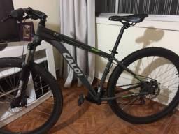 Bicicleta Caloi 29 Aro 29 21 Marchas MTB - Cinza