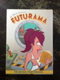 Box Coleção Futurama, Temporada 1