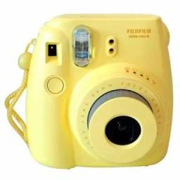 Camera Instax mini 8 Amarela
