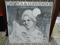 Lp/vinil- CARIOCA & CONCIDADOS - Luar do Sertão - 1982 - Raro