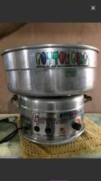Maquina de algodao doce