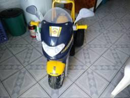 Motoca 6v elétrica infantil