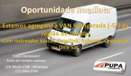 Agregando - Van Refrigerada - Itupeva