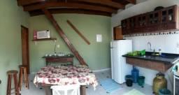 Trindade Paraty casa com 2 suítes para 10 pessoas.