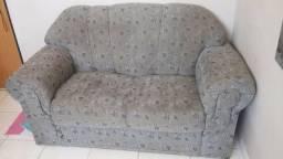 Sofa de 02 e 03 lugares 250,00