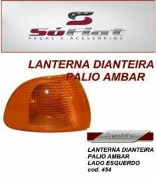 .Ssa Fiat, Palio/ Lado Esq Ambar LanternaDianteira ,Fiat