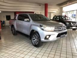 Toyota Hilux SRV 2.8-L_AUT._4x4_1°Dono_54MKM_ExtrANovA_LacradAOriginaL_RevisadA_Placa A - 2016
