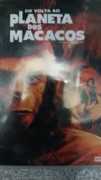 DVD Planeta dos Macacos