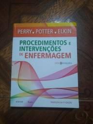 Livro Procedimentos e intervenções de enfermagem
