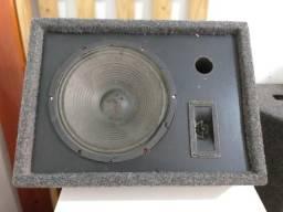 Caixa de som Artesanal Passiva c Alto Falante de 12 polegadas