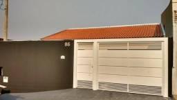 Casa nova na Zona Norte Marília