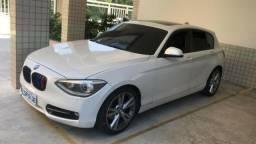 BMW Série 1, 118i Full 1.6 Turbo 170 Cv- Teto Solar - Aut. Top de Linha - 2013