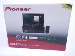 Urgente Dvd Pioneer retrátil Z7080tv