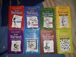 Livros Diario de um Banana
