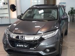 Honda Hr-V 2020/2020 1.5 16v Turbo Gasolina Touring 4p Automático - 2019