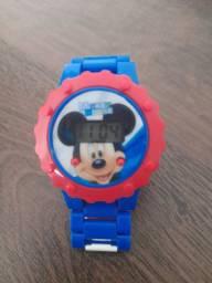 Relógio infantil Mickey mouse