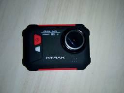 Câmera de ação full HD Xtrax