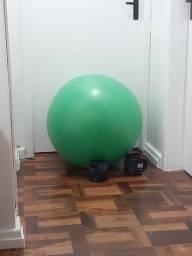 Bola de Pilates ( acompanha caneleira )