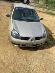 Renault Clio 1.0 16V (flex) 4p 2012