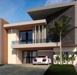 Casa em condomínio, 04 suítes, 03 salas, cozinha com ilha, Campina Grande