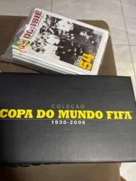 Dvds Copa do mundo FIFA 1930-2006 BOX completo