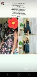Vestido boutique pally Tam M