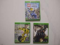 Troco ou vendo jogos Xbox one