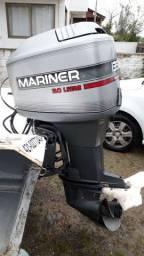 Motor de popa/barco, marca Mariner 135hp, 1996