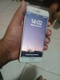 Iphone 7 red plus 256 gb