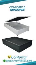 Base Box Baú Casal