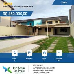 Casa duplex em Jacaraípe, 360m²