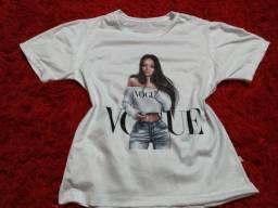 T-shirt 10 reais atacado