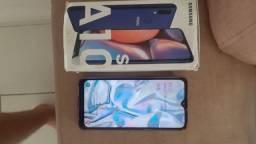 Samsung A10s com garantia