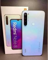 Xiaomi Note 8 Moonligth White 4/64gb