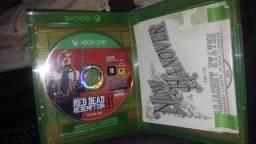 Jogo - Red Dead Redemption 2 - Xbox One - seminovo, em otimo estado