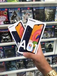 Bom dia// celular barato, Samsung a01 lacrado