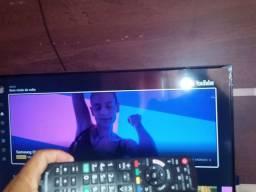 Tv smart 40 polegadas Panasonic com Bluetooth pra vender logo