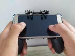 Gamepad Ak66 Gatilhos Duplos Seis Dedos Para jogos