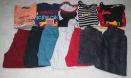 Lote de roupas menino 9-12 meses