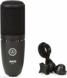 Equipamentos de Studio de gravação profissional