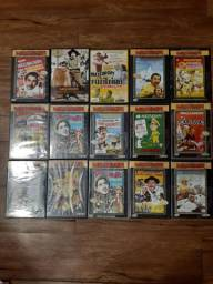 15 Dvd original Mazzaropi