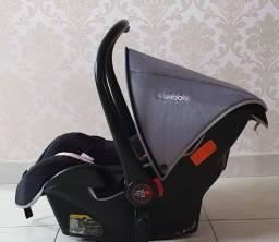 Bebê Conforto Kiddo Helios Casulo Click Preto 0 a 13kg 415HPR + Base