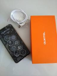Smartphone Bonito Ababra Oukitel C17 4gb+64gb +Capa